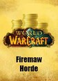 World of Warcraft Classic Firemaw Horde 1 Gold