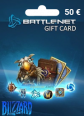 Battlenet EU Gift Card 50€