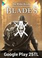 The Elder Scrolls Blades Mobile Google Play 25 TL Bakiye 25 TL Google Play Bakiye Satın Al