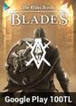 The Elder Scrolls Blades Mobile Google Play 100 TL Bakiye 100 TL Google Play Bakiye Satın Al
