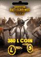 PUBG Lite 380 L Coin 380 L Coin (PC Versiyonudur) Satın Al