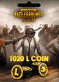 PUBG Lite 1020 L Coin 1020 L Coin (PC Versiyonudur) Satın Al