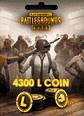 PUBG Lite 4300 L Coin 4300 L Coin (PC Versiyonudur) Satın Al