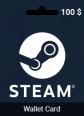 100 USD Steam Wallet Card