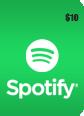 Spotify Gift Card 10 USD Spotify $10 USD Gift Card Satın Al
