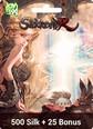 SilkRoad R Online 500 +25 Silk Bonus