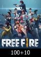 Free Fire 100 + 10 Elmas 110 Elmas Satın Al