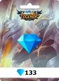 Mobile Legends Bang Bang 133 Elmas 133 Elmas Satın Al