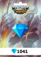 Mobile Legends Bang Bang 1041 Elmas 1041 Elmas Satın Al