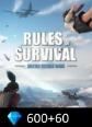 Rules of Survival 600+60 Diamonds Rules Of Survival 660 Diamonds Satın Al