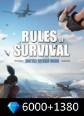 Rules of Survival 6000+1380 Diamonds Rules Of Survival 7380 Diamonds Satın Al