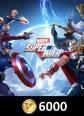 MARVEL Super War 6000 Star Coin MARVEL Super War 6000 Star Coin Satın Al