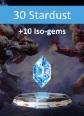 MARVEL Duel 30 Stardust +10 Iso-gems 30 Stardust +10 Iso-gems Satın Al