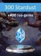 MARVEL Duel 300 Stardust +400 Iso-gems 300 Stardust +400 Iso-gems Satın Al