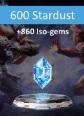 MARVEL Duel 600 Stardust + 860 Iso-gems 600 Stardust + 860 Iso-gems Satın Al