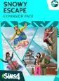 The Sims 4 Snowy Escape Expansion Pack PC Origin Key PC Origin Online Aktivasyon Satın Al