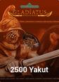 Gladiatus 300 TL E-Pin 2500 Yakut Satın Al