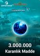 OGame 300 TL E-Pin 3.000.000 Karanlık Madde Satın Al