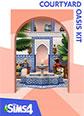 The Sims 4 Courtyard Oasis Kit Origin PC Key PC Origin Online Aktivasyon Satın Al