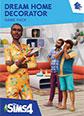 The Sims 4 Dream Home Decorator Game Pack Origin PC Key PC Origin Online Aktivasyon Satın Al