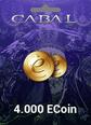 Cabal Online Eu 4.000 ECoin 4.000 ECoin Satın Al