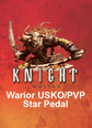 Warrior USKO/PVP Star Pedal WR-204 Satın Al